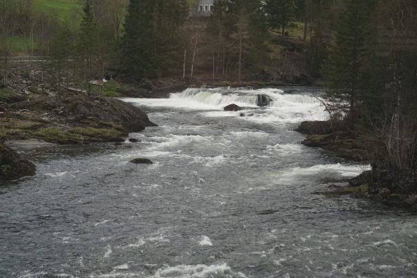 Lakes, rives, waterfalls, snow. Water is everywhere you look in Norway.
