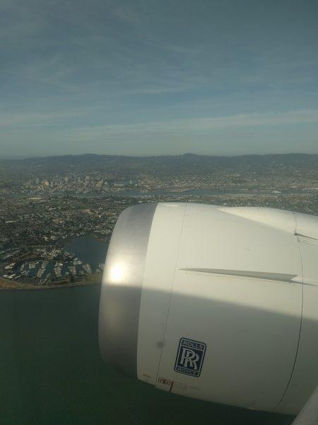 Goodbye Bay Area!