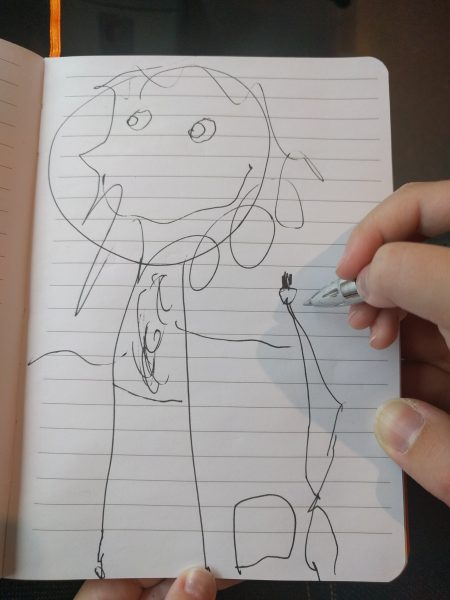Charlotte's drawing
